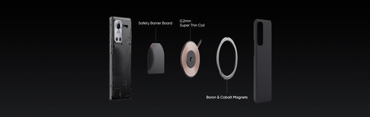 realme ra mắt MagDart: sạc không dây từ tính nhanh nhất thế giới